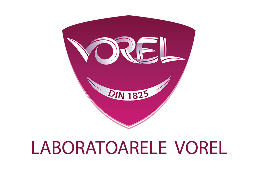 laboratoarele vorel logo design by inoveo