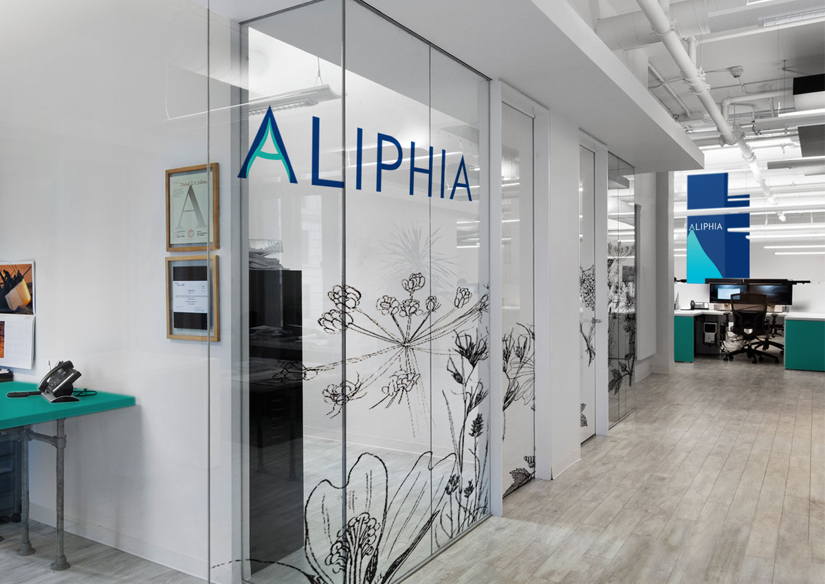aliphia design ambiental