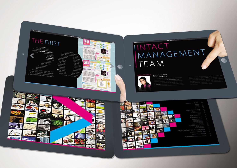 portofoliu brosura prezentare intact media group