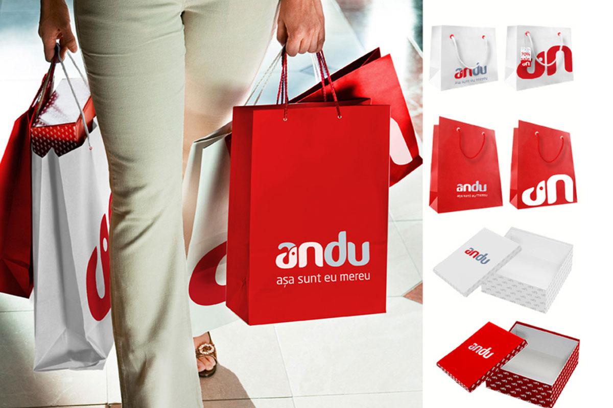 rebranding andu inoveo shopping