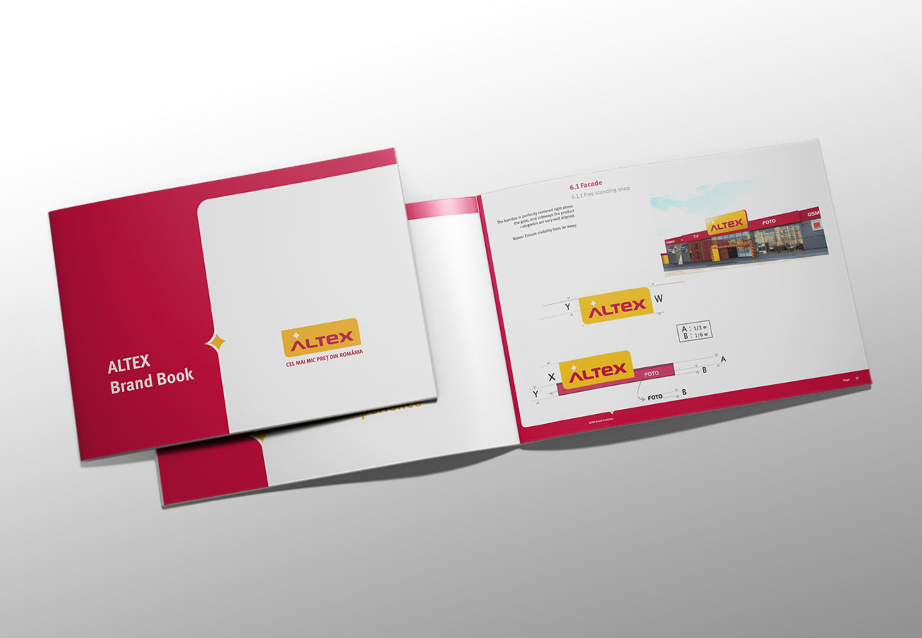 altex brandbook inoveo agency