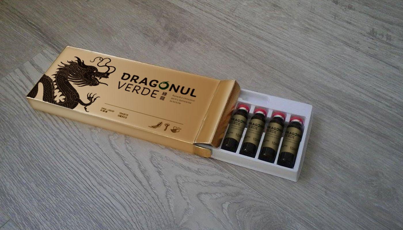dragonul verde concept inoveo