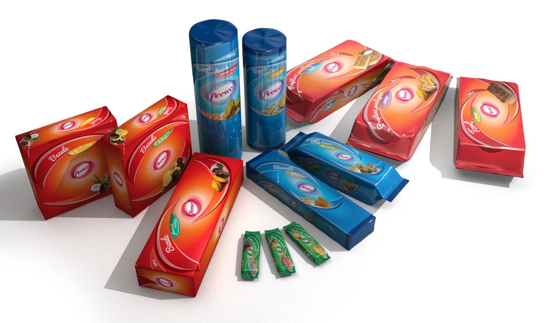 firesco rebranding package design