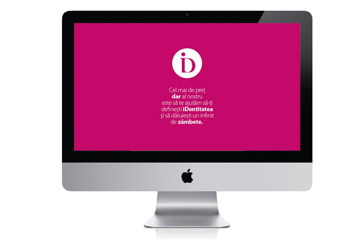identity portofoliu branding