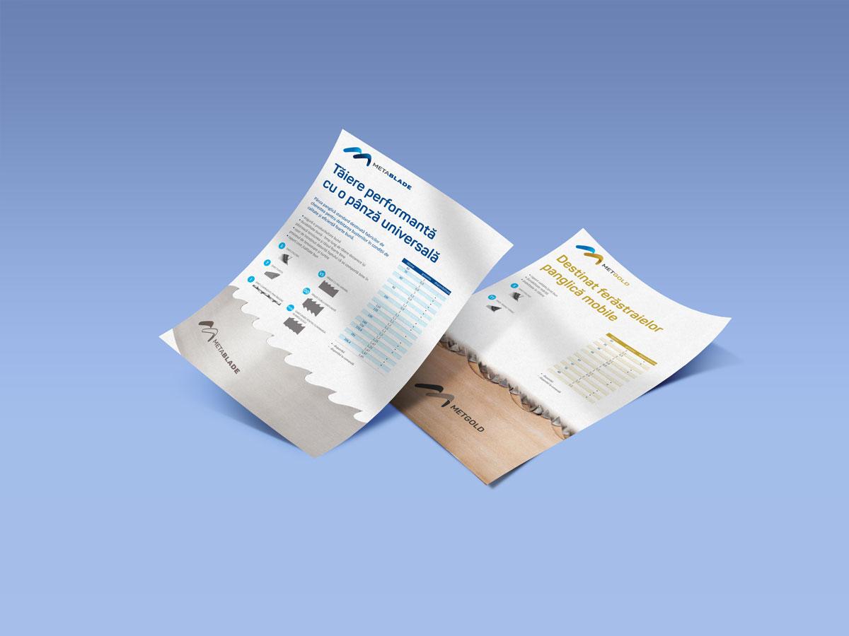 metamob portofoliu flyer brosura