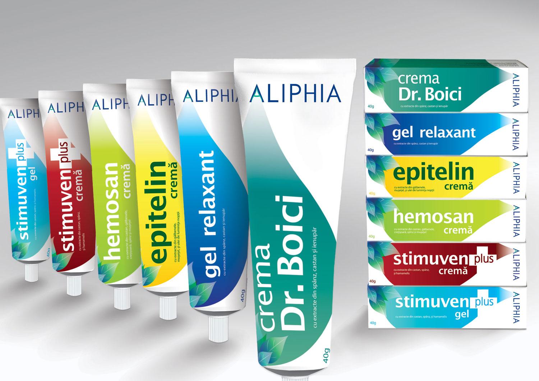 portofoliu branding aliphia header