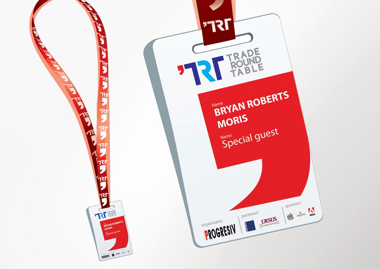trade round table branding