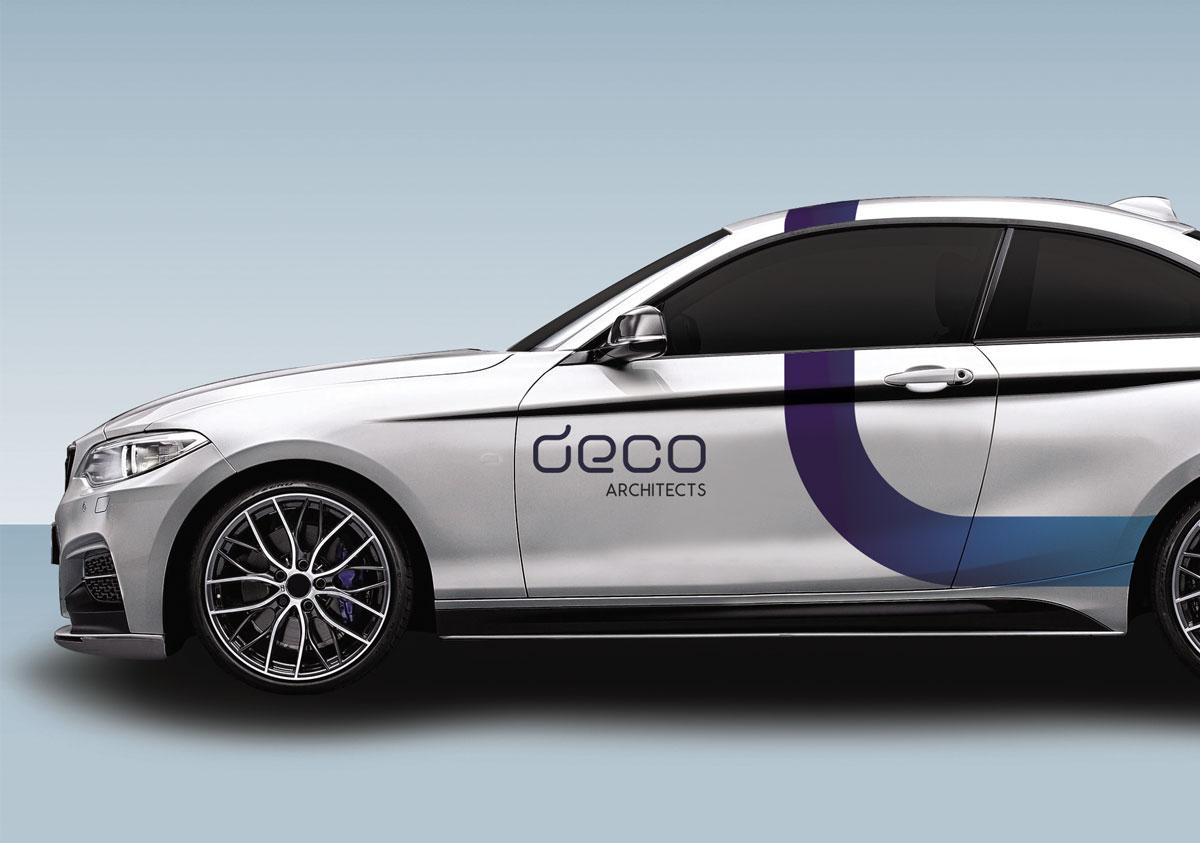 deco architects colantare car concept