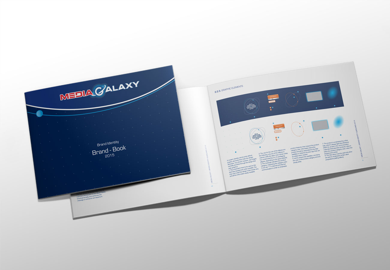 media galaxy brandbook portfolio by inoveo