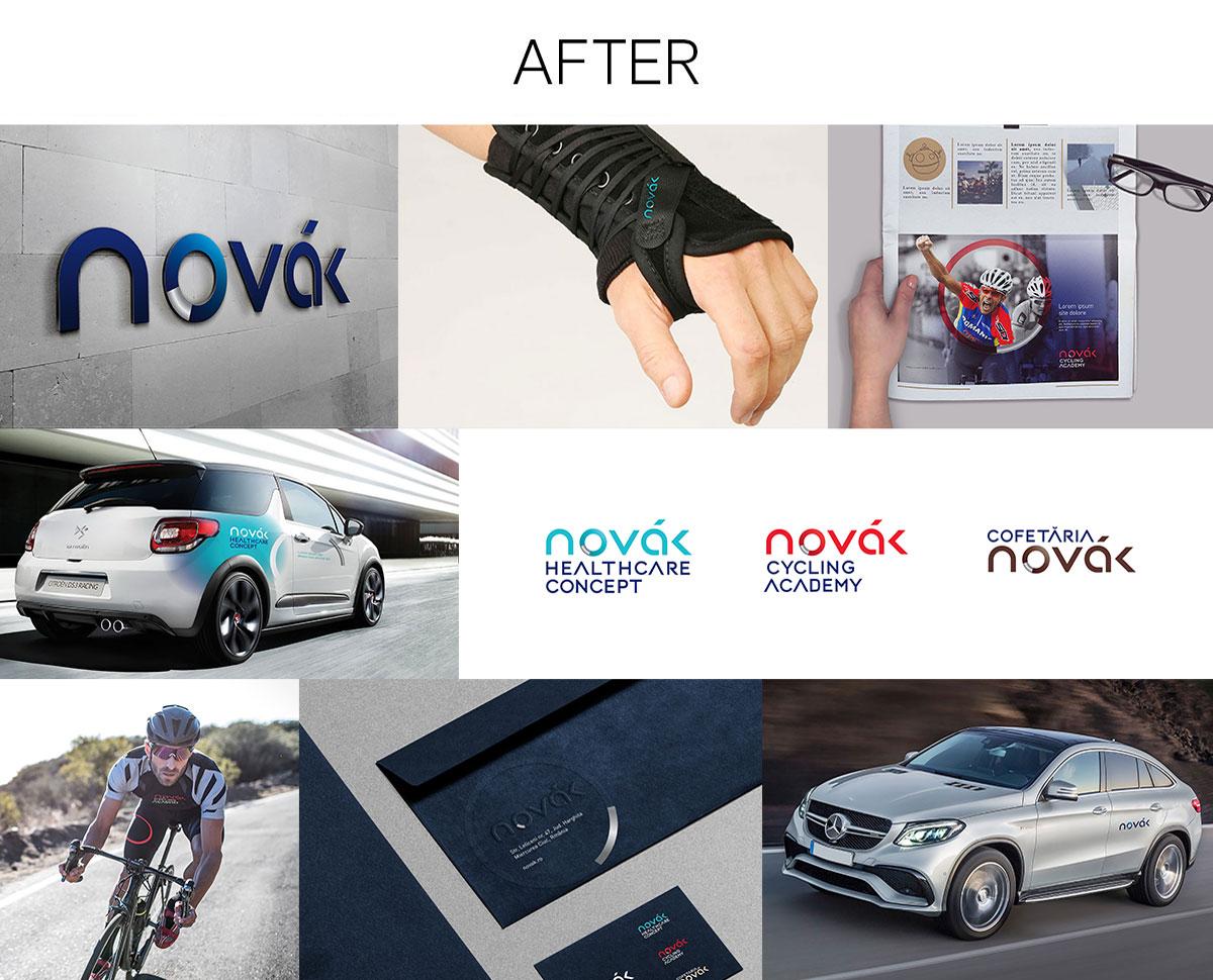 after rebranding novak