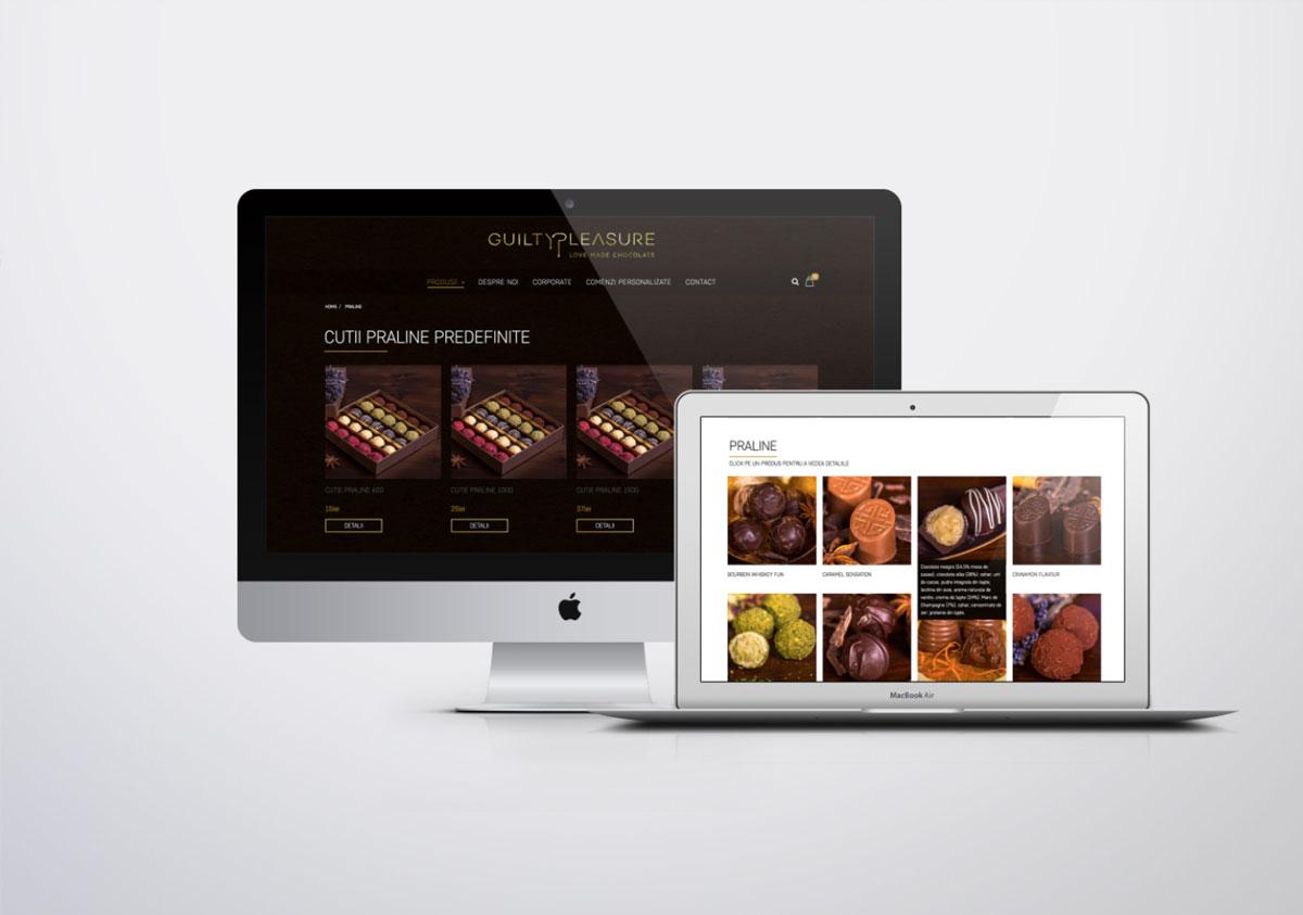 site comunicare de brand