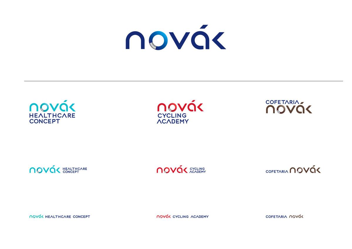 novak branding by inoveo agency