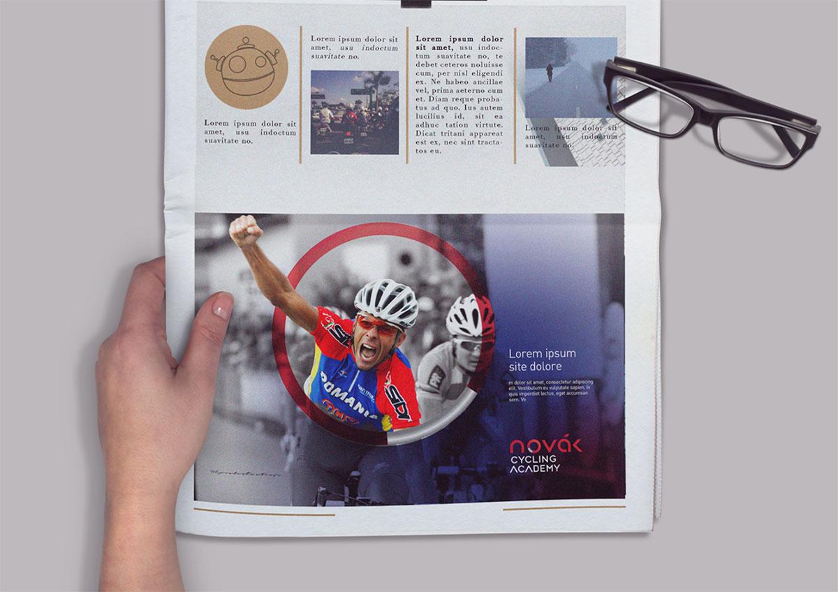 novak newspaper