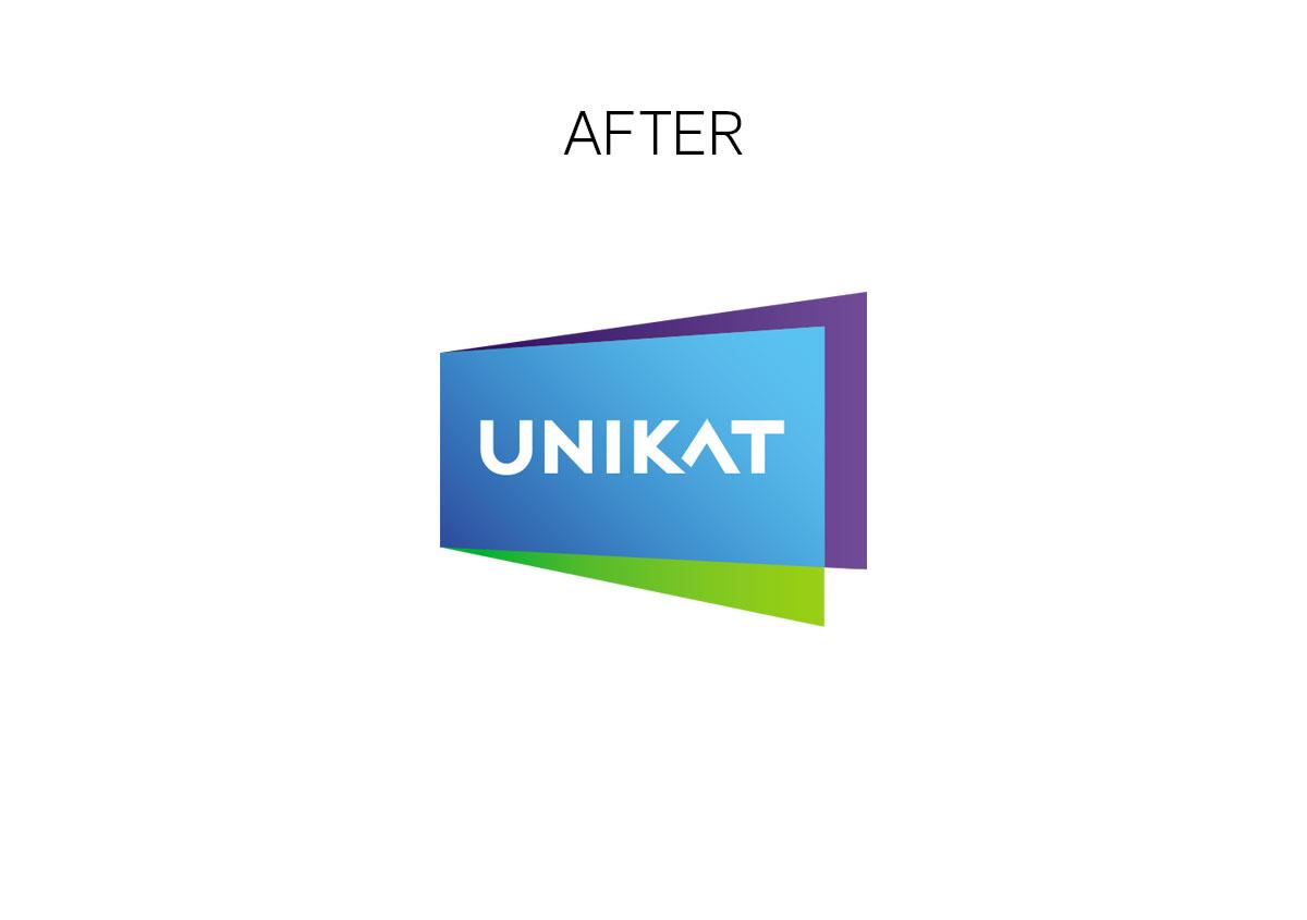 unikat logo rebranding inoveo