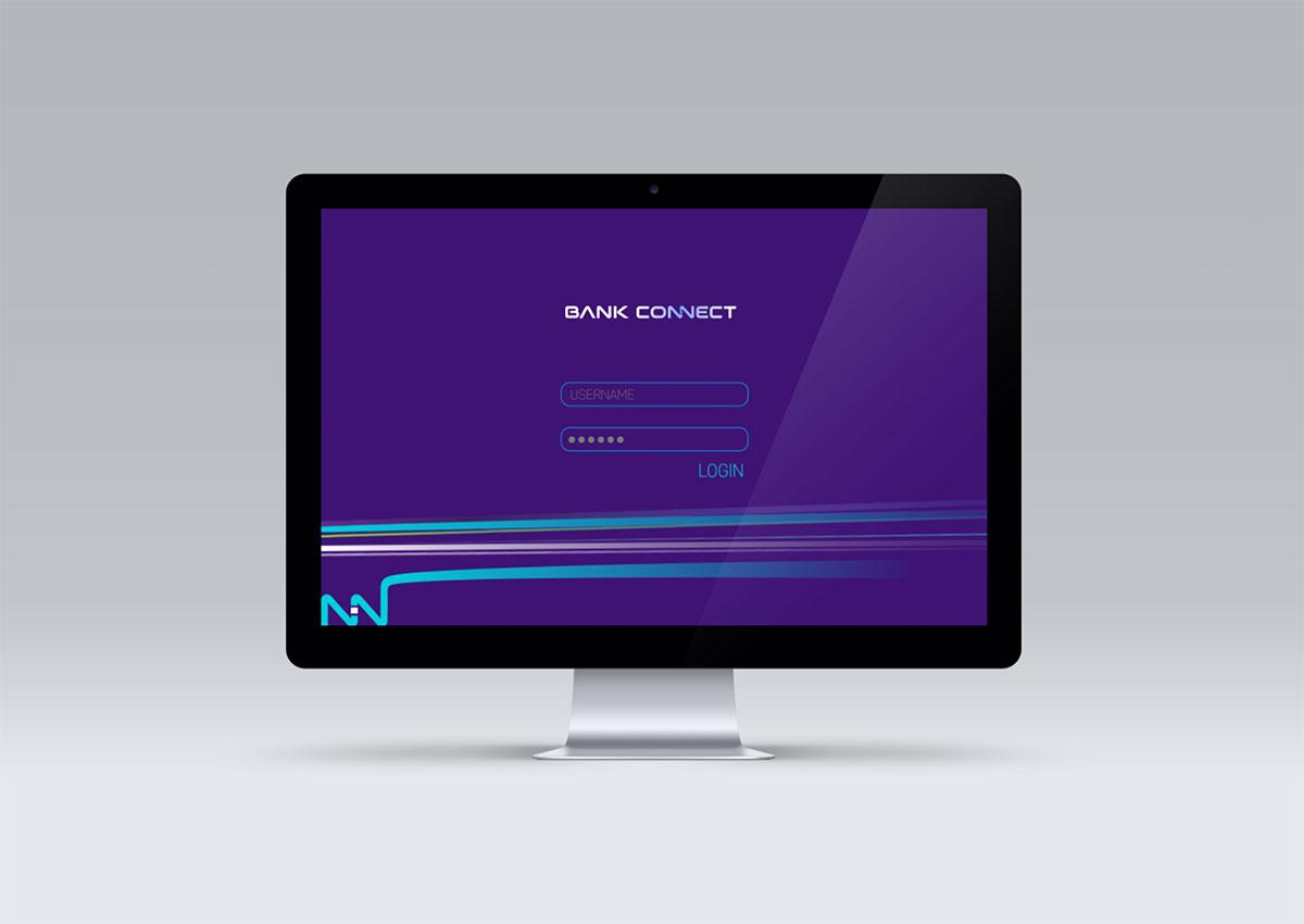 bank connect web design inoveo