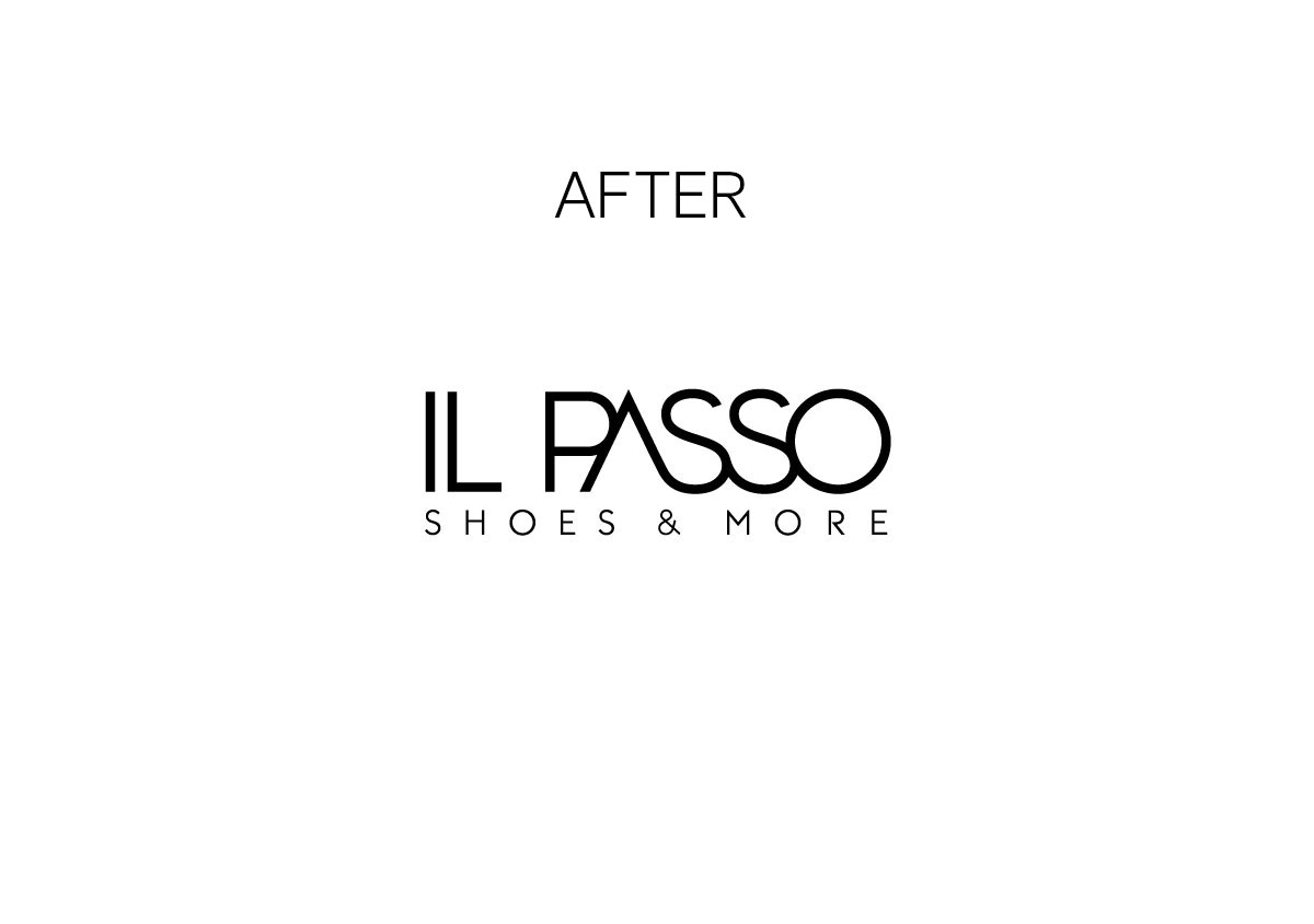 ilpasso logo after rebranding inoveo agency