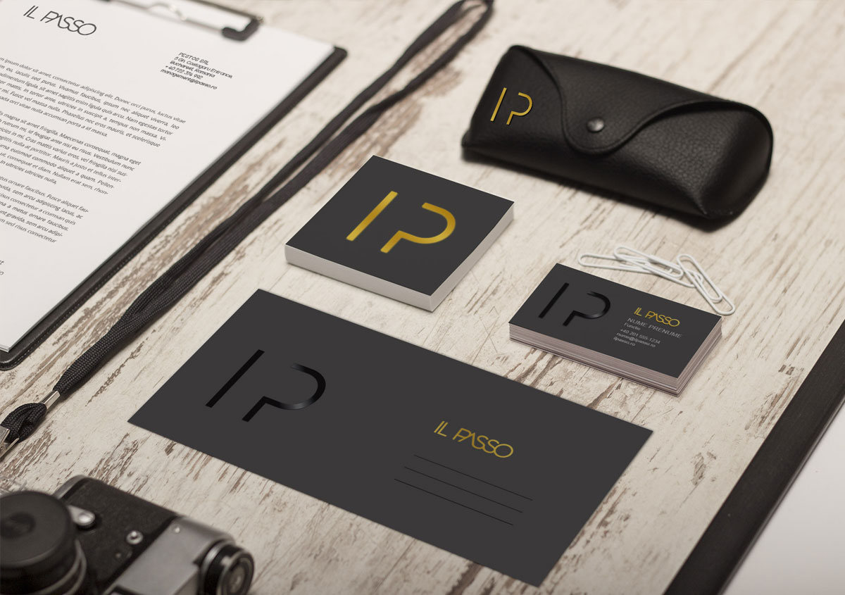 ilpasso stationery materials