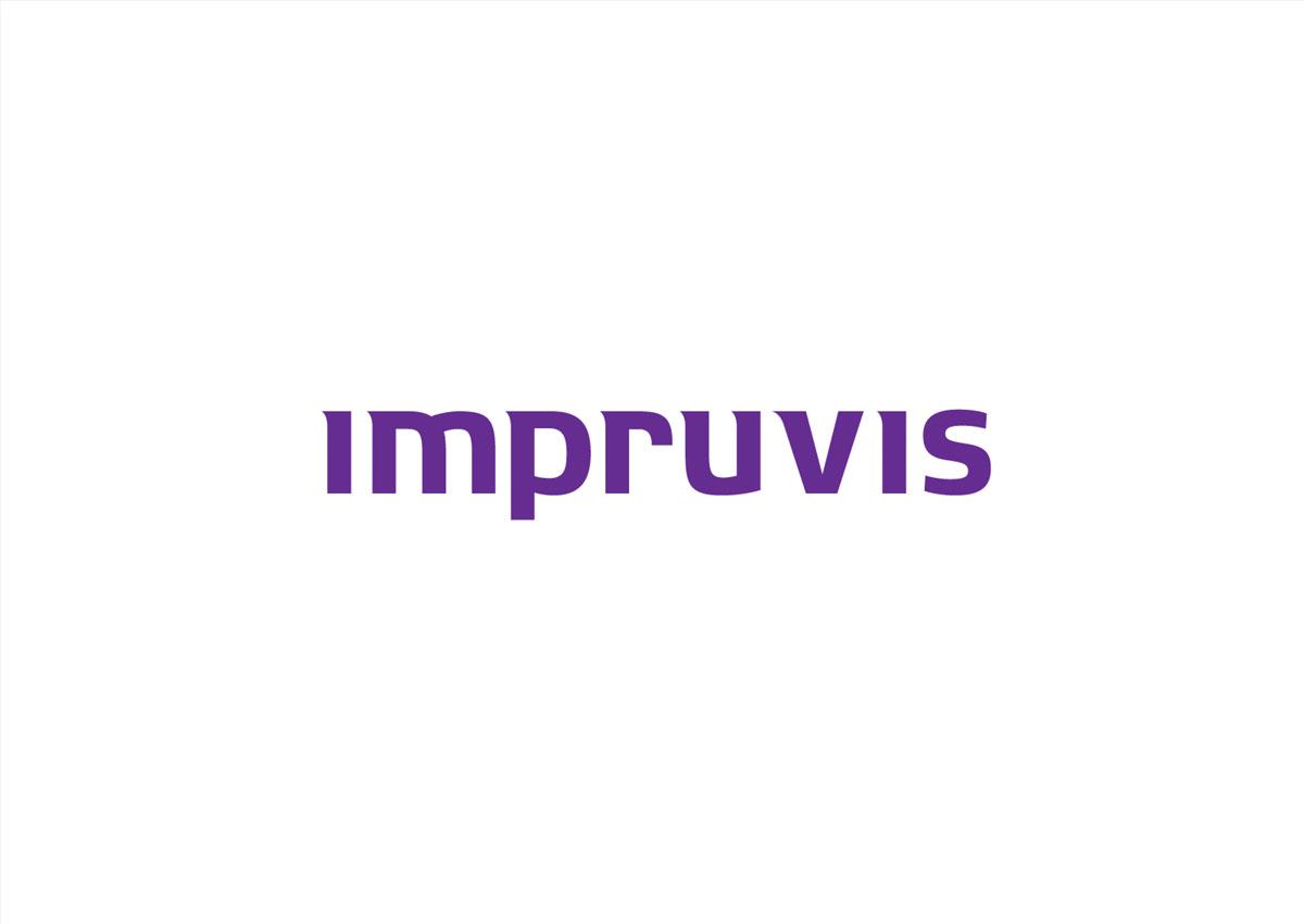 impruvis logo design branding