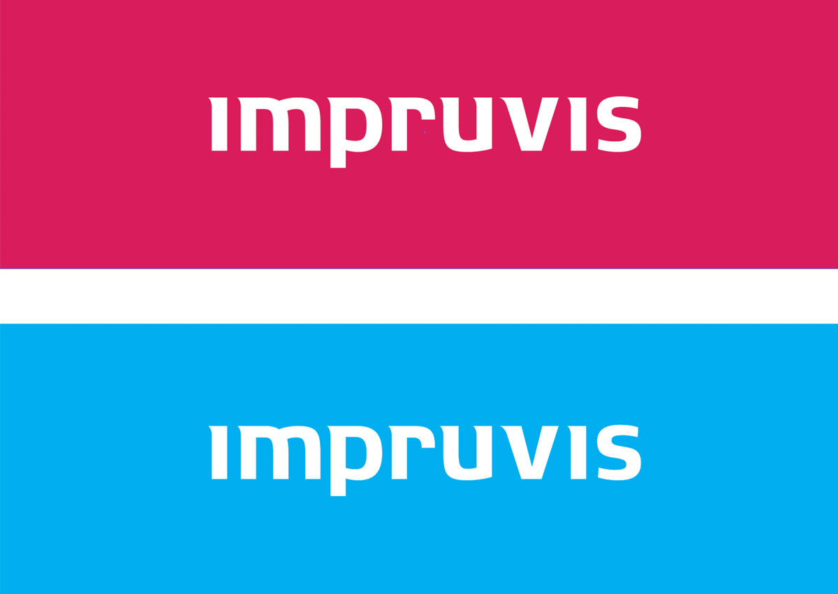 impruvis logo branding inoveo