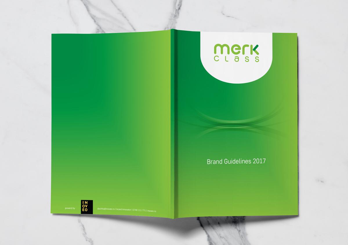 merk class brand guidelines