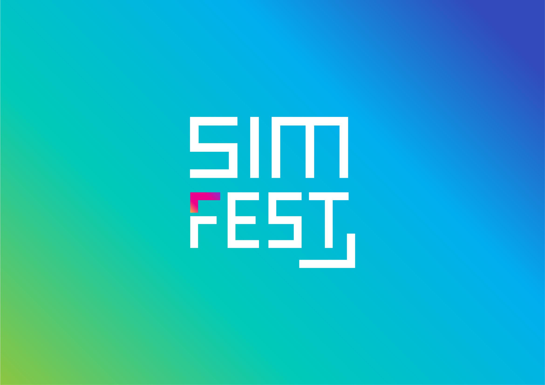 simfest logo color