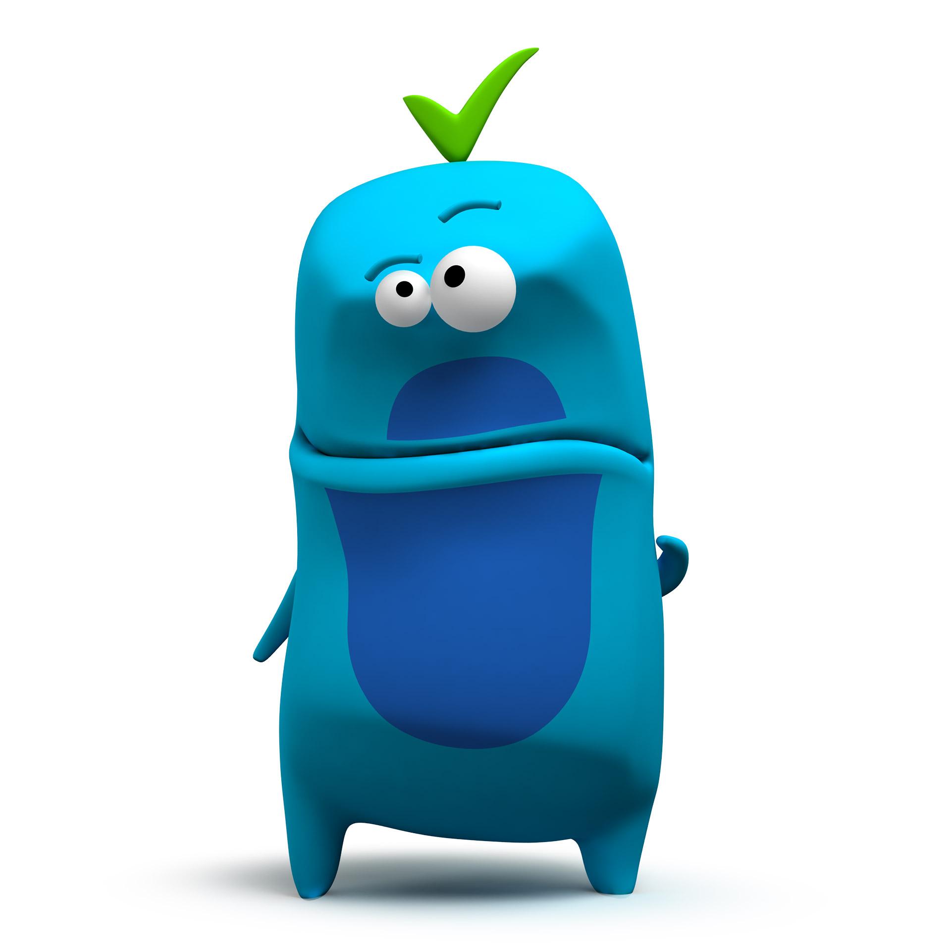 credius branding mascots