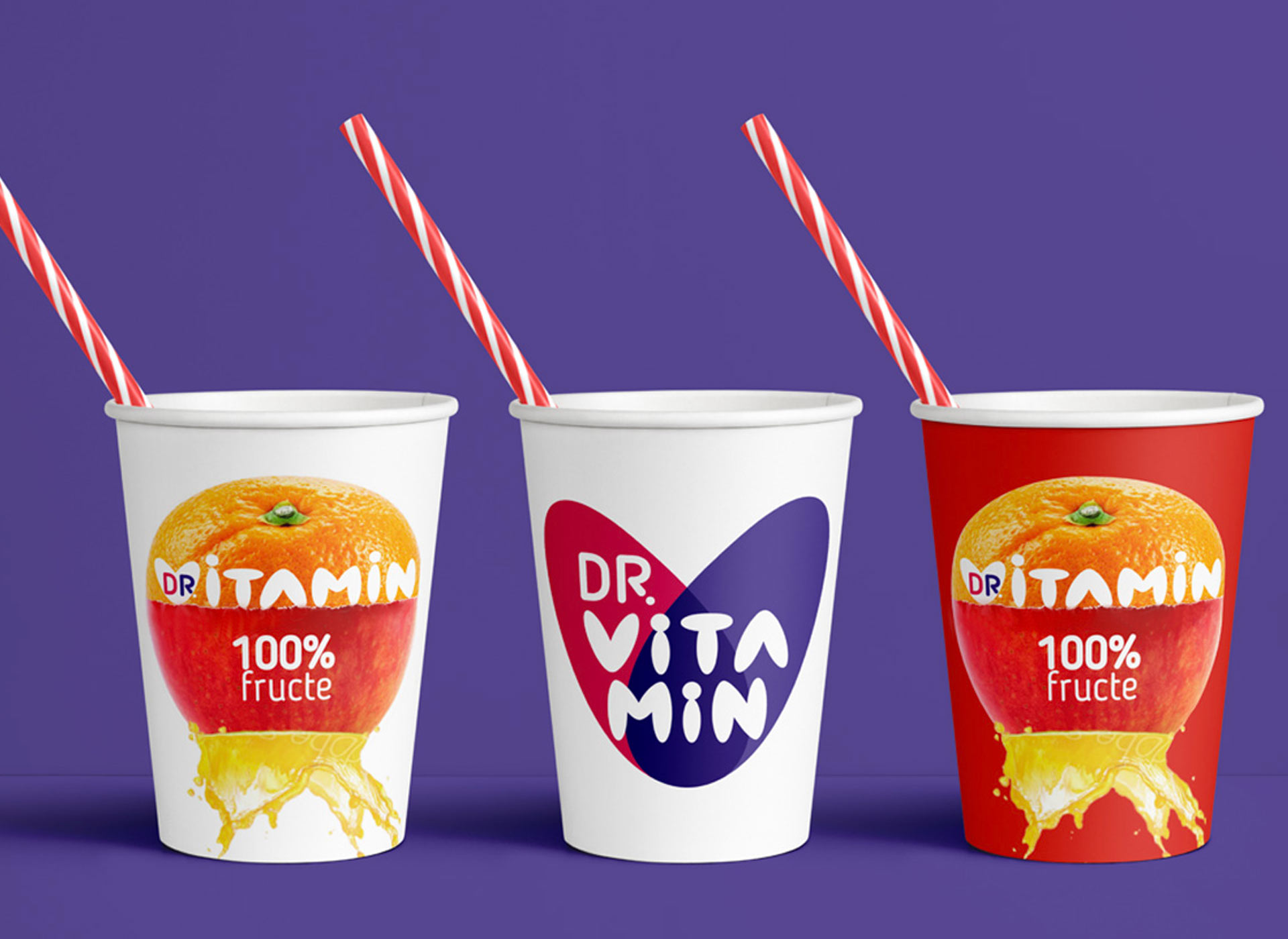 doctor vitamin cups inoveo design branding