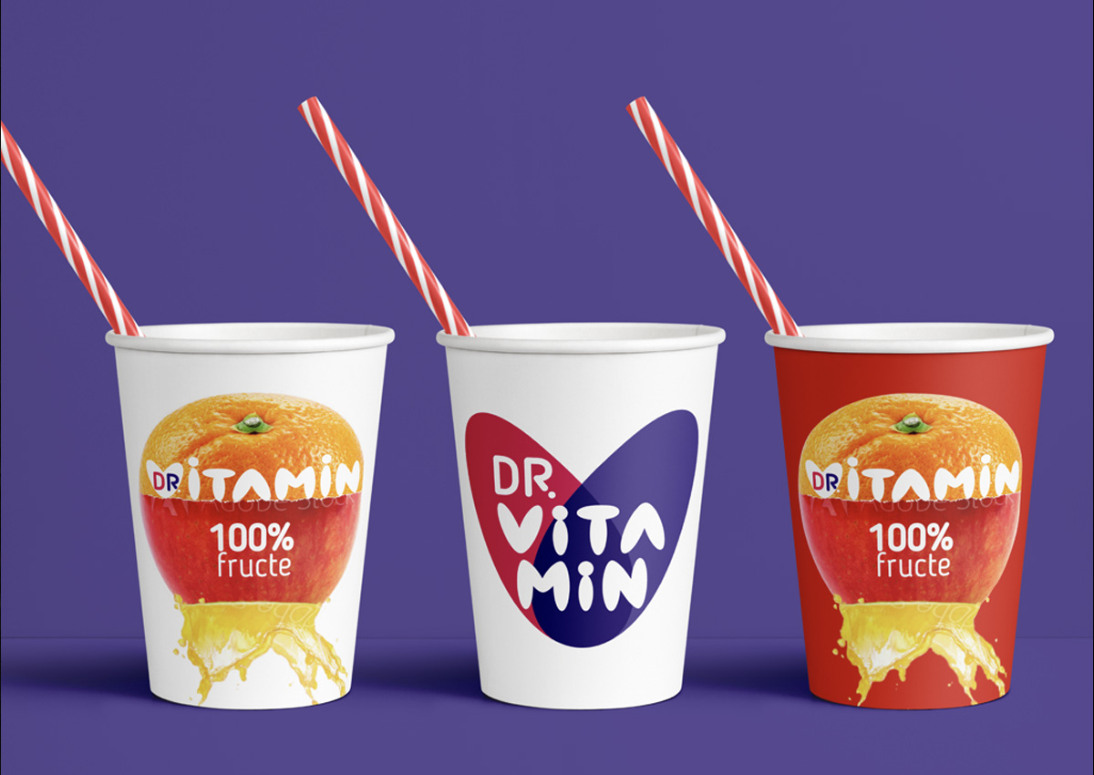 doctor vitamin produse inoveo design branding