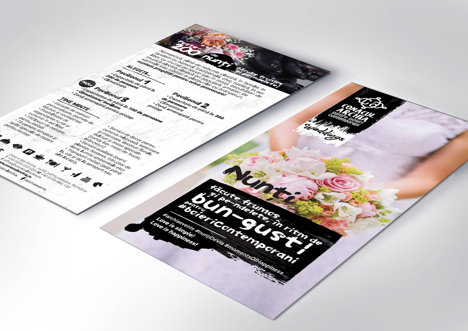 conacul archia portofoliu inoveo flyer