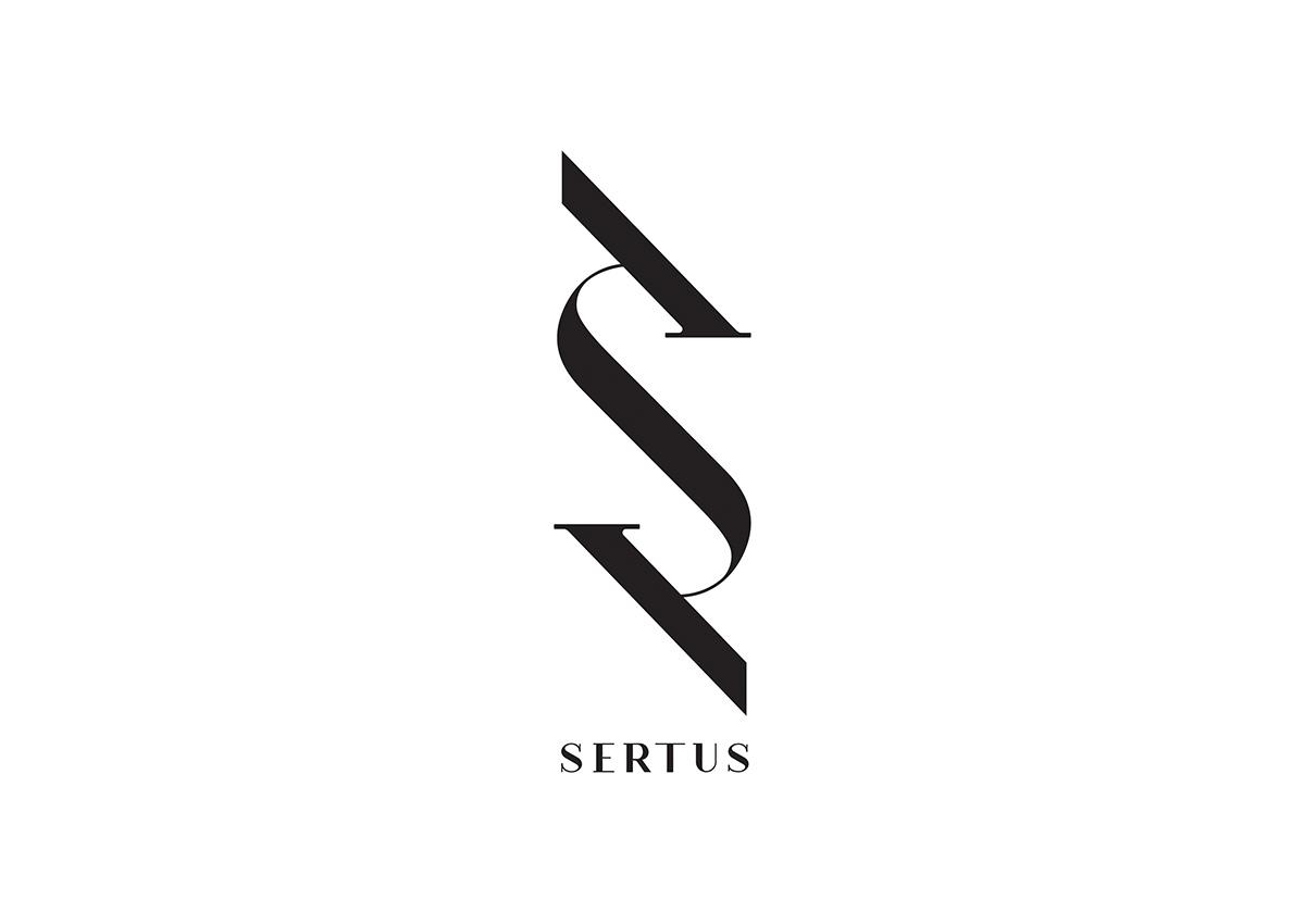 Sertus logo branding inoveo
