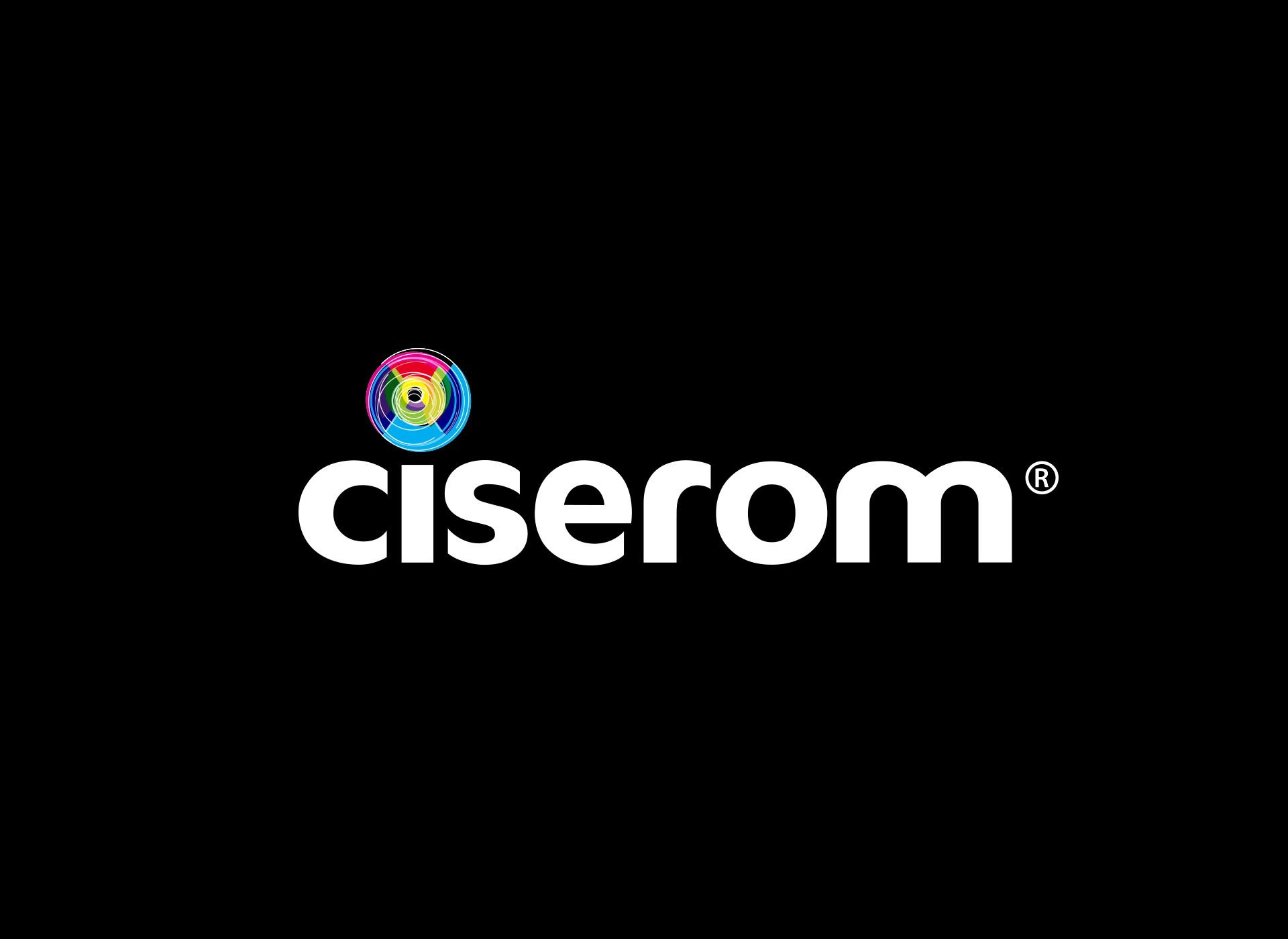 logo ciserom rebranding inoveo