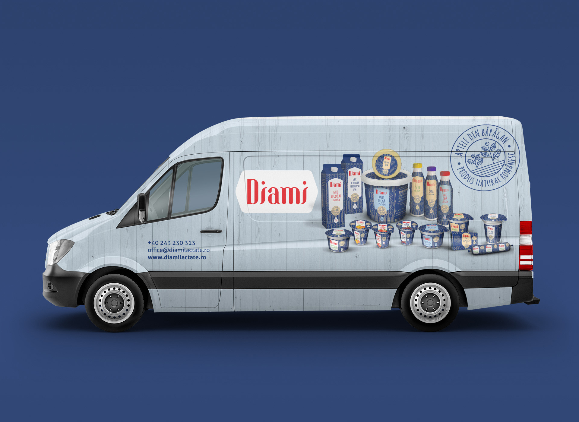 car diami branding by inoveo agency