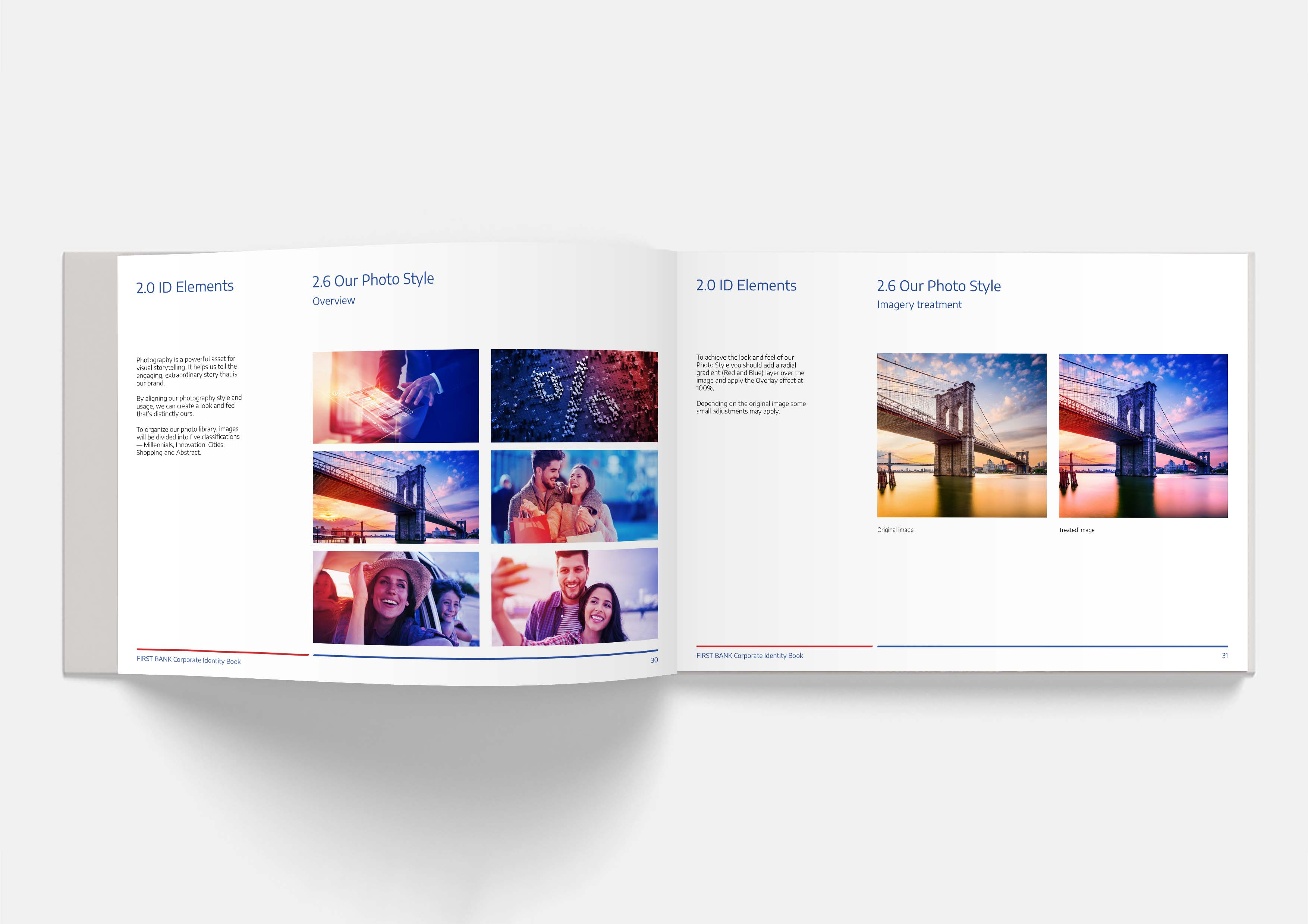 first bank portofoliu inoveo brandbook