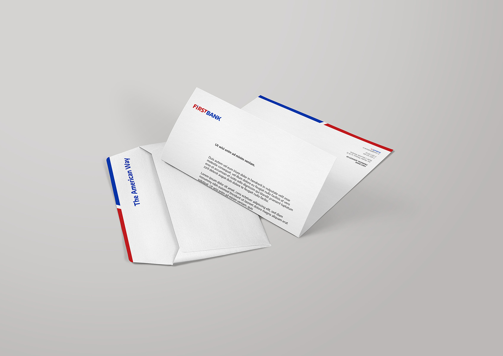 first bank portofoliu inoveo envelope