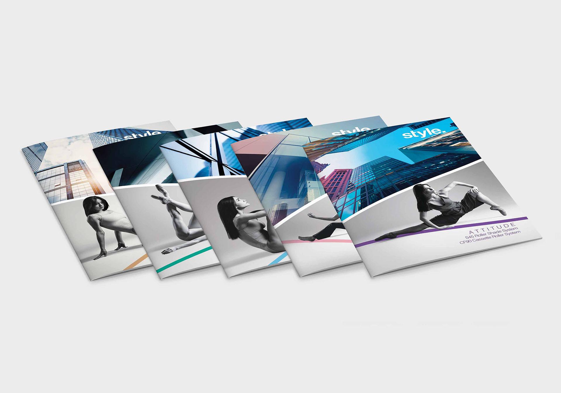 style portfolio inoveo brochure
