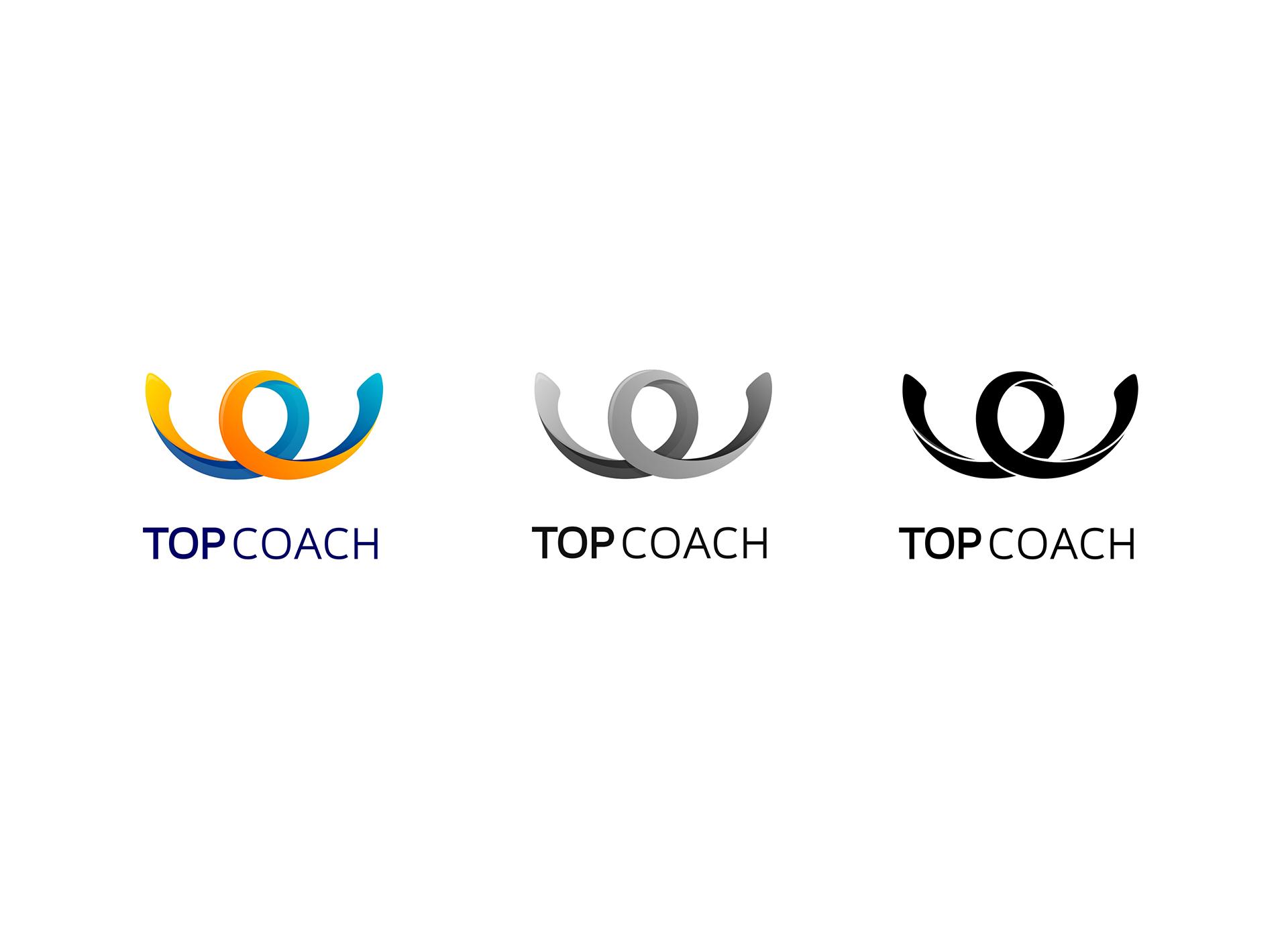 Top Coach portfolio inoveo logo variations