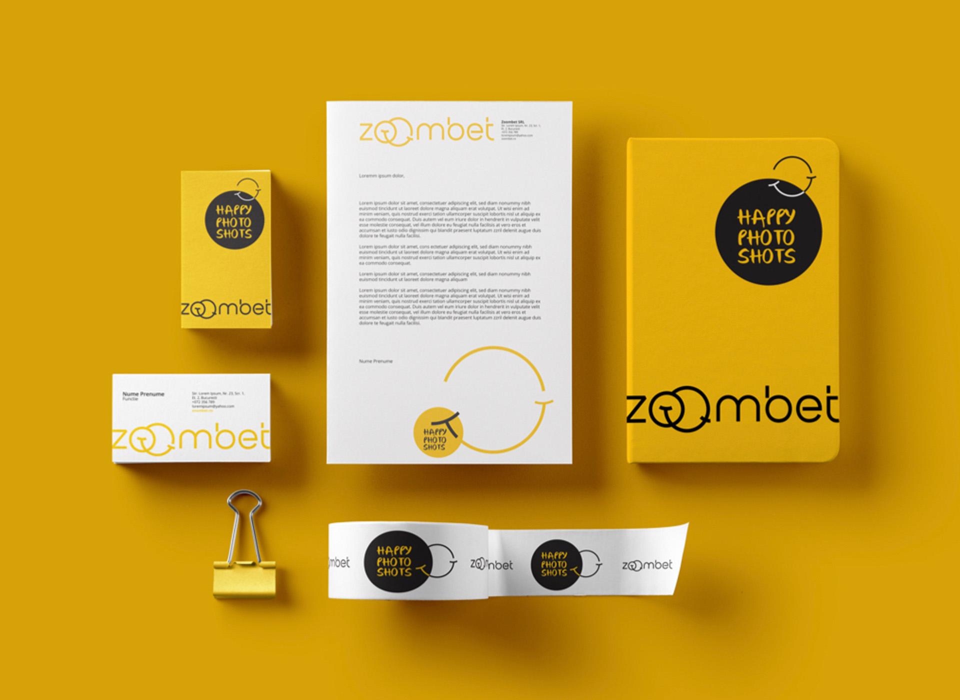 zoombet portfolio design by inoveo