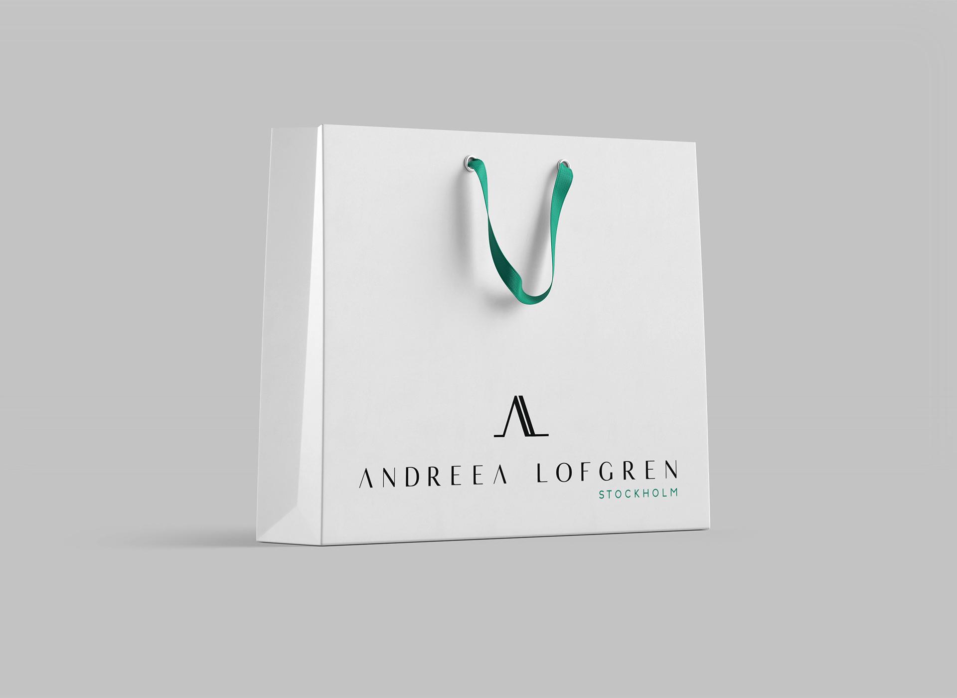 Andreea Lofgren portfolio inoveo bag