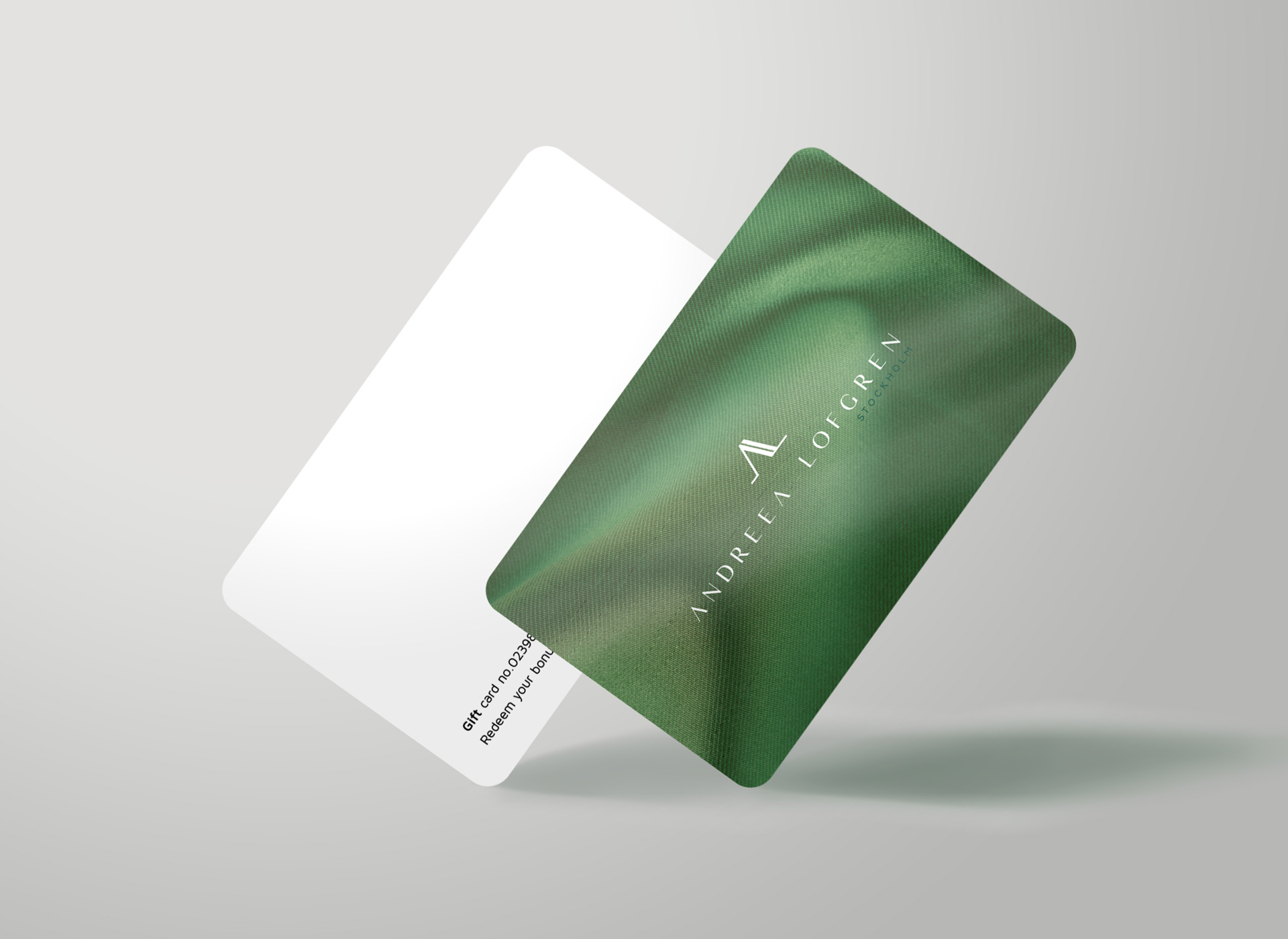 Andreea Lofgren portfolio inoveo cards
