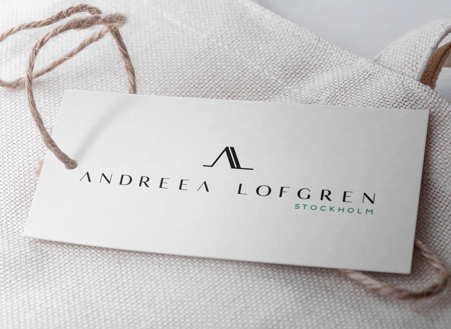 Andreea Lofgren portfolio inoveo label