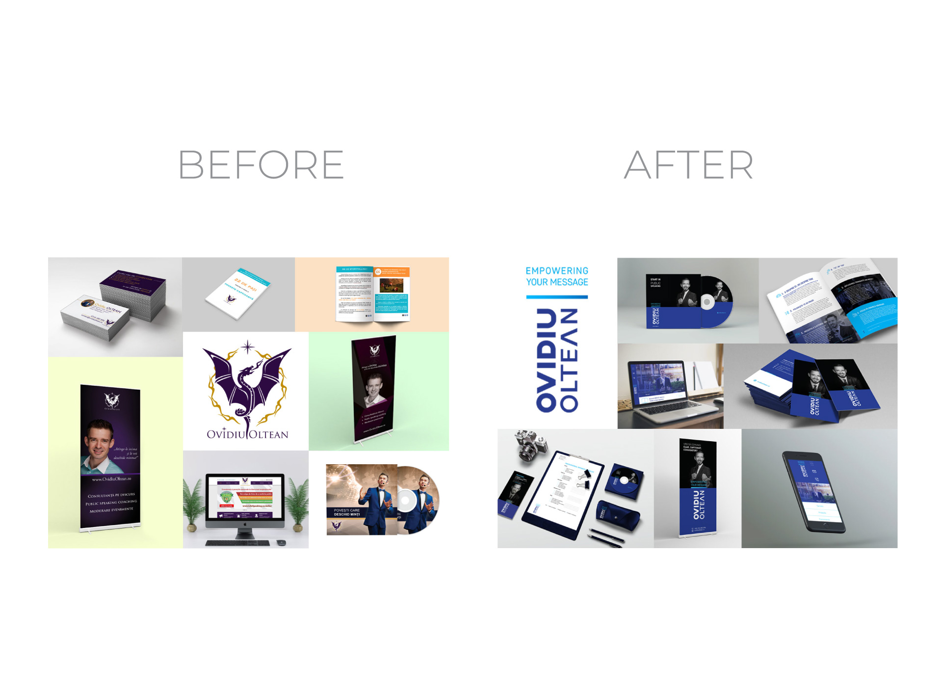 ovidiu oltean portfolio inoveo before and after rebranding