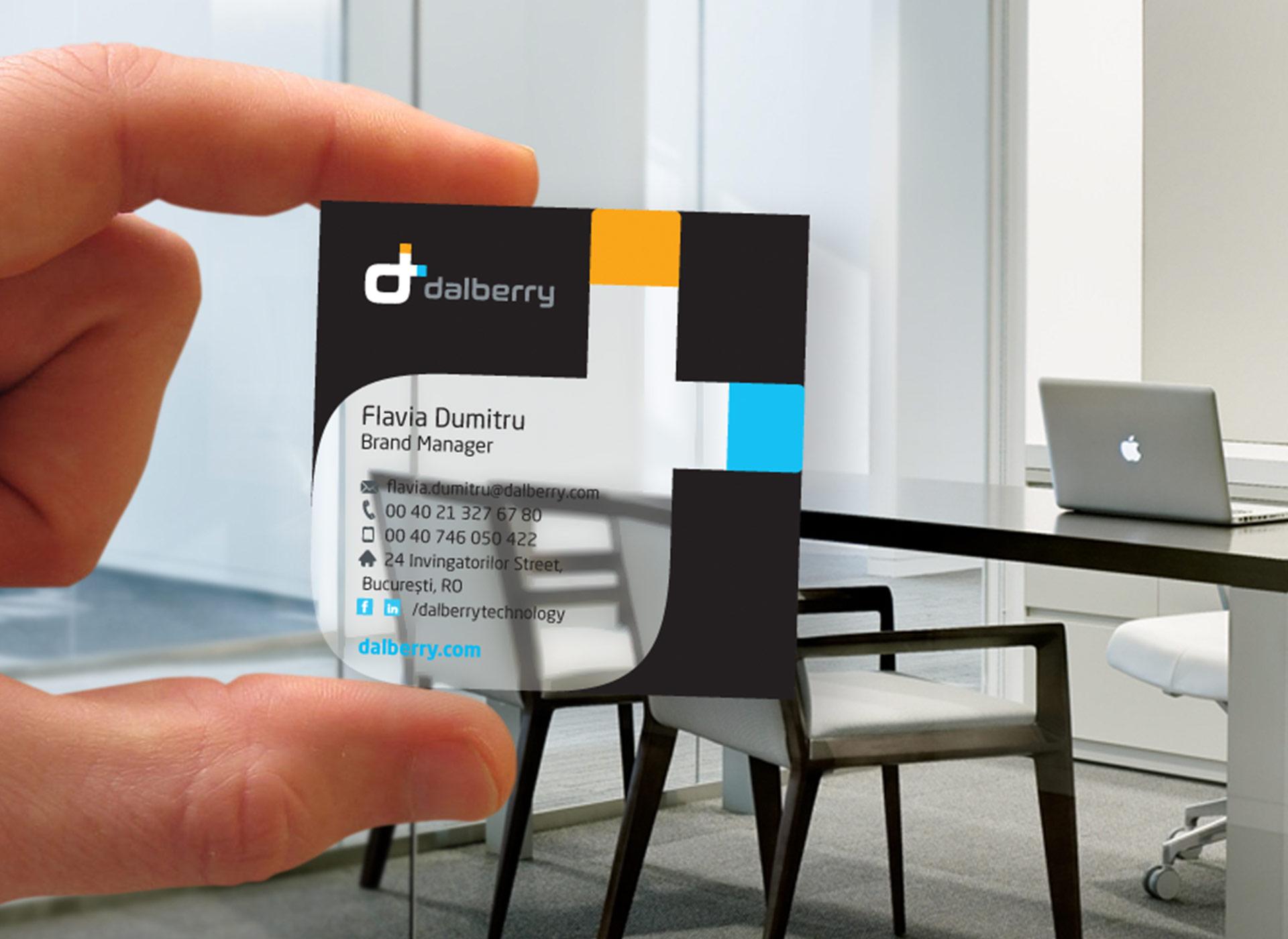 branding inovativ business cards
