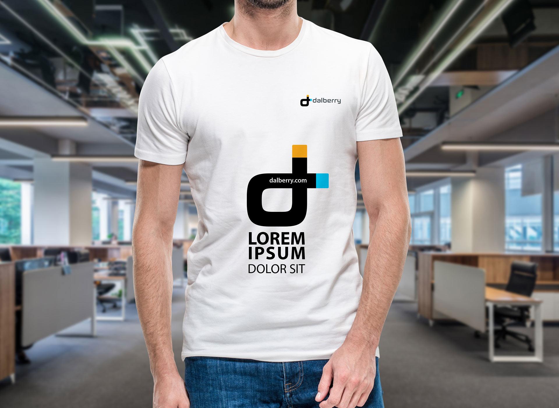 branding t-shirts dalberry