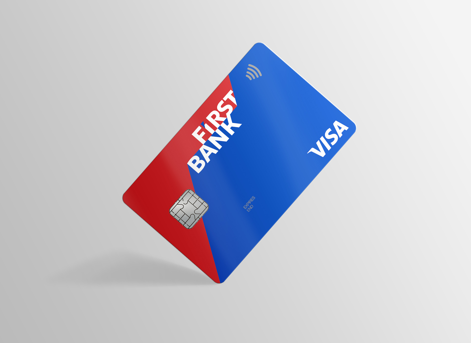 first bank portofoliu inoveo credit card