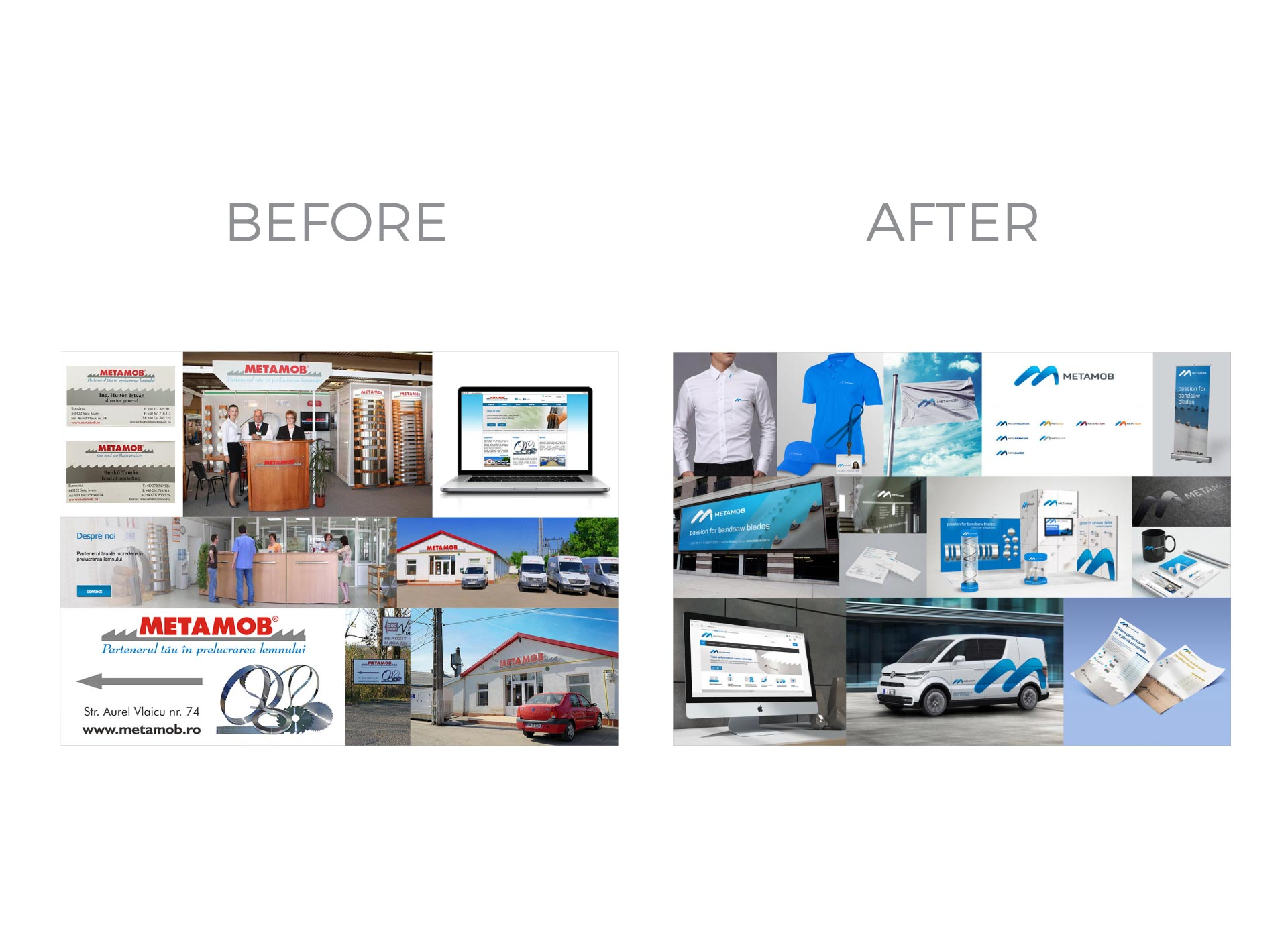 metamob portfolio inoveo before and after rebranding