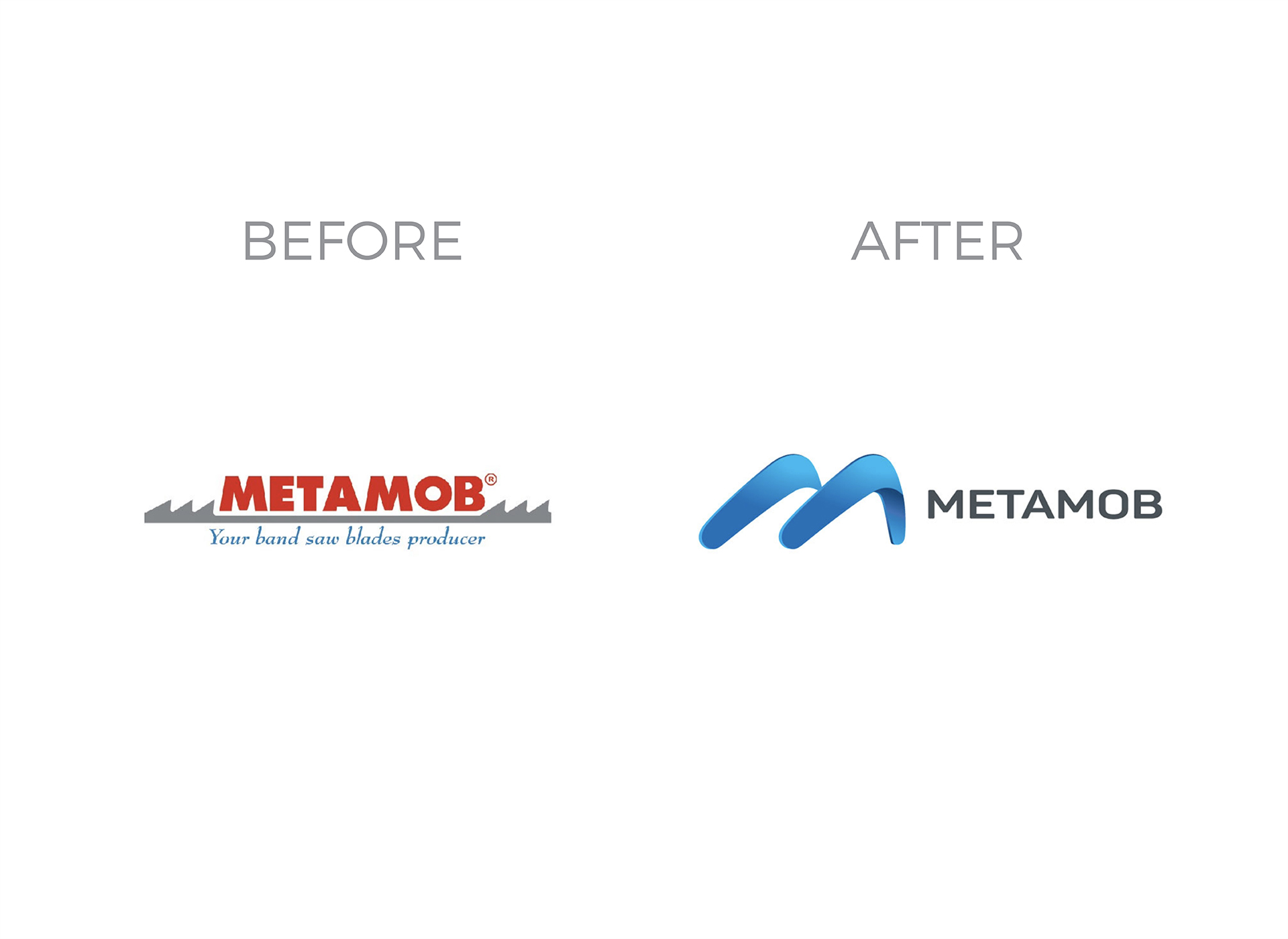 metamob portofoliu before rebranding