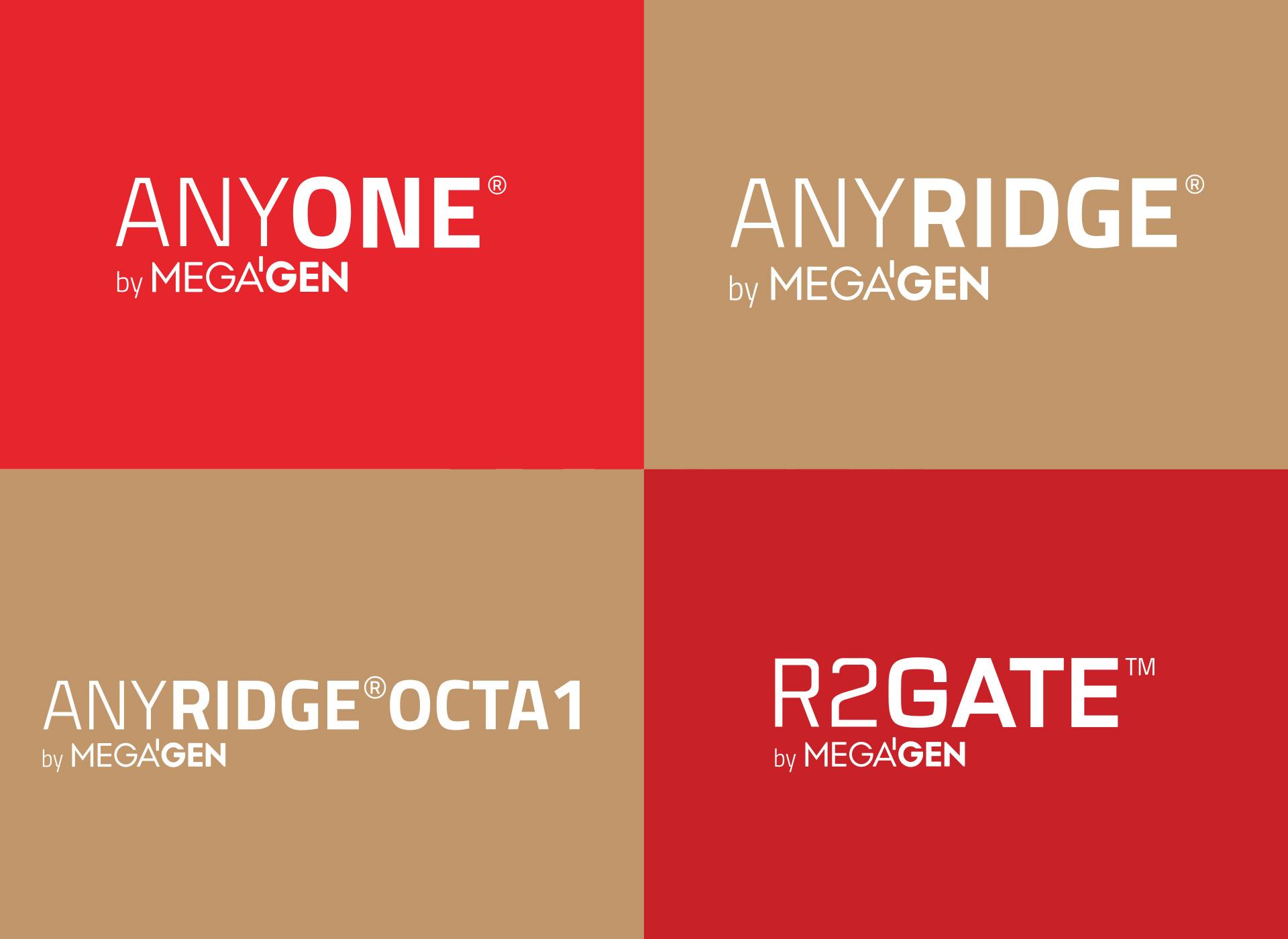 Megagen Koreea negative logo portfolio inoveo