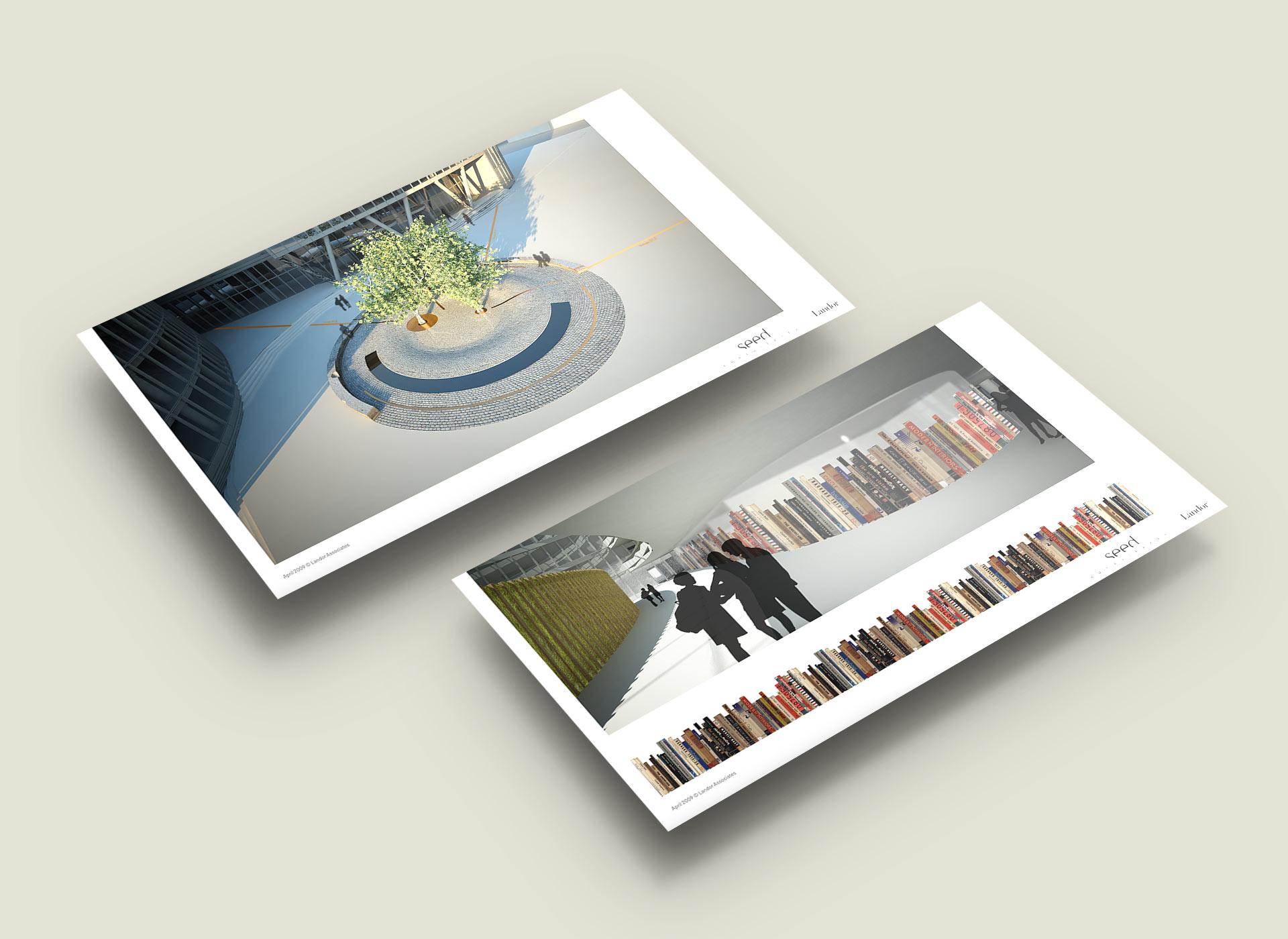 Petrom City portofoliu branding