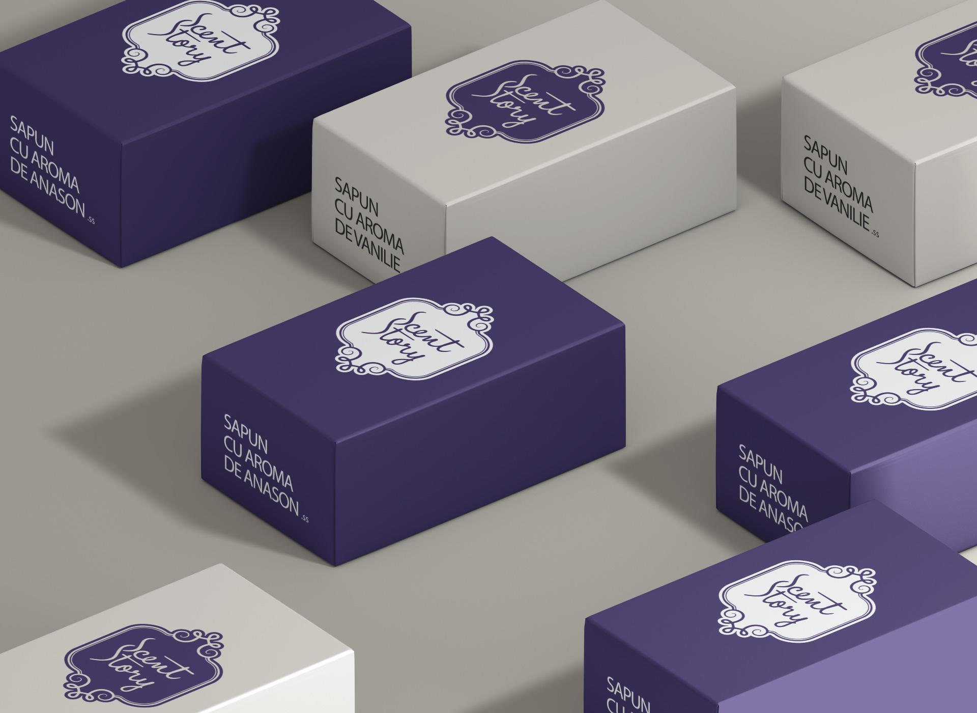 Scent Story portfolio inoveo box