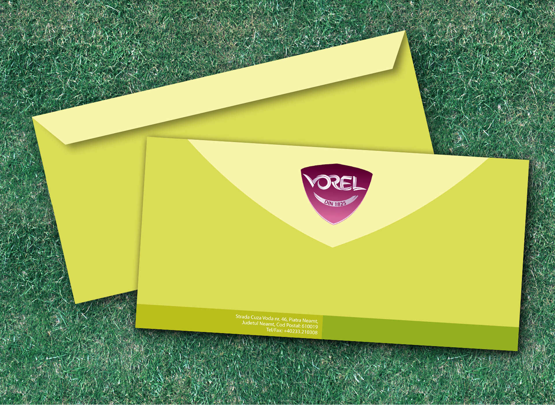 laboratoarele vorel inoveo portfoliu envelope design